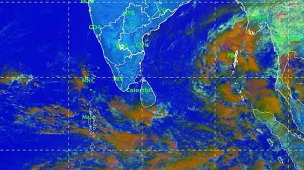 new-depression-in-north-andaman-sea-on-oct-9-meteorological-center-information