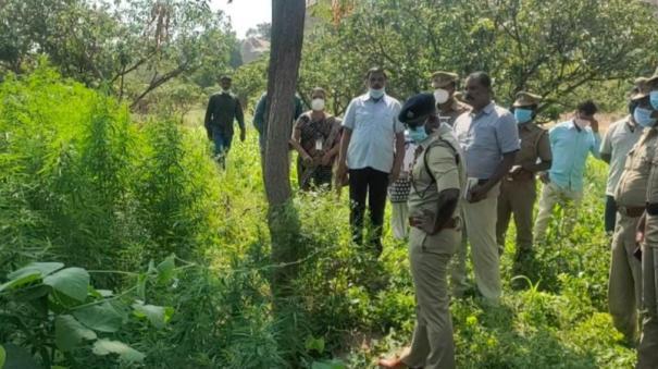 farmer-arrested-in-tirupathur