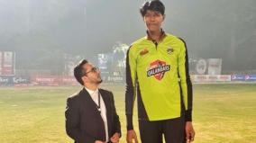standing-at-7-feet-6-inches-tall-pakistan-spinner-aims-to-become-world-s-tallest-bowler
