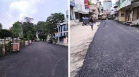 hindu-tamil-thisai-news-who-gave-permission-for-the-construction-of-the-road-without-completing-the-underground-sewerage-projects-dro-notice-to-the-municipal-administration
