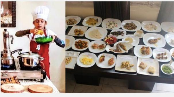 10-year-old-kerala-girl-makes-record-by-cooking-33-dishes-in-an-hour