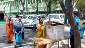 virudhunagar-complaint-box-kept-outside-collector-office