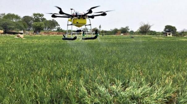 drone-for-farmers