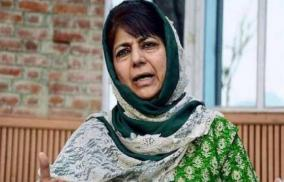will-continue-struggle-for-restoration-of-article-370-resolution-of-kashmir-issue-mehbooba