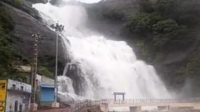 heavy-rains-lash-tenkasi-courtallam-flooded