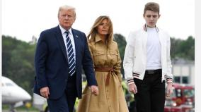 trump-s-son-barron-tested-positive-for-covid-19-reveals-melania