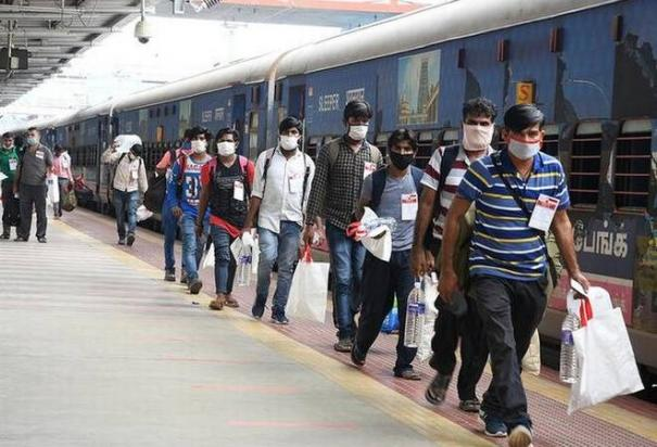 centre-did-not-pay-for-shramik-trains-from-t-n-rti-reply