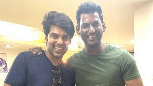 vishal-and-arya-join-hands-in-anand-shankar-film