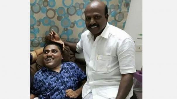 corona-infection-dmk-district-secretary-ma-subramanian-s-son-dies