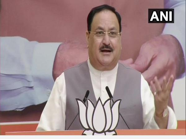 for-many-one-family-is-party-but-for-bjp-party-is-family-j-p-nadda