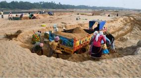 3553-vehicles-seized-between-april-and-september-while-sand-mining