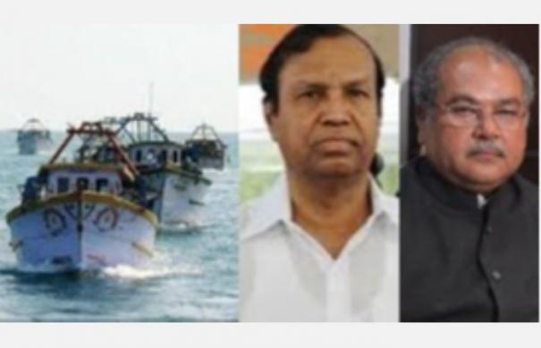 20-lakh-rupees-equipment-loss-of-sri-lankan-naval-attack-fishermen-dr-balu-s-letter-to-the-union-minister