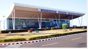 puducherry-airport-fully-powered-by-solar-rs-10-lakh-per-month-left-over-from-electricity-bills