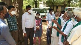 virudhunagar-road-in-forest-area-officials-check