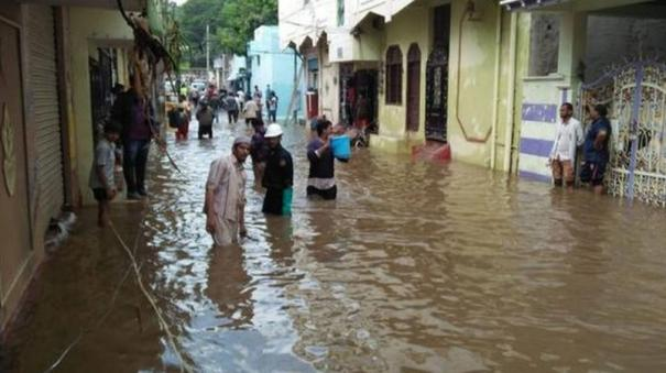 hyderabad-flood