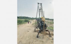 soil-testing-to-build-the-bridge