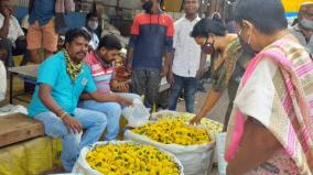 hosur-flower-market-ayudha-pooja-sale