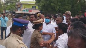 admk-dmk-cadres-clash-in-vilathikulam