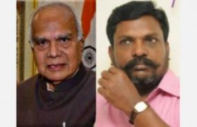 thirumavalavan-s-letter-to-the-president-to-withdraw-the-governor-due-to-a-constitutional-legal-issue