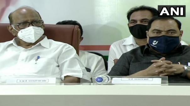 former-maharashtra-bjp-leader-eknath-khadse-joins-ncp