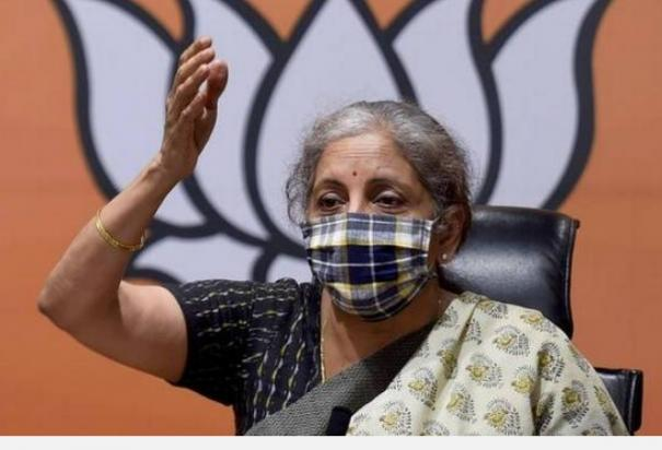 congress-shows-selective-outrage-in-cases-of-crimes-against-women-says-nirmala-sitharaman