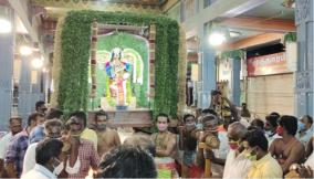 surasamaharam-at-kulasekaranpattinam-temple-on-oct-26-at-midnight-devotees-not-allowed-to-participate