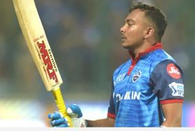 ipl-2020-instead-of-giving-me-a-break-i-was-made-the-captain-sehwag-recalls-personal-anecdote-to-explain-prithvi-shaw-s-situation
