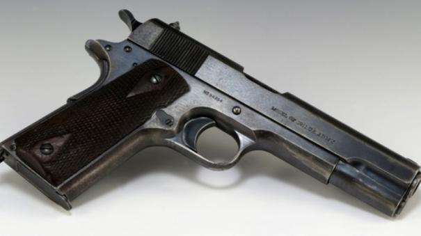 tirunelveli-cops-inquire-about-pistol-thrown-into-pond