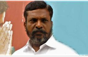 reservation-in-medical-study-for-obc-students-vizika-demonstration-on-oct-28-thirumavalavan