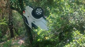accident-in-kodaikanal-4-recovered-with-injuries