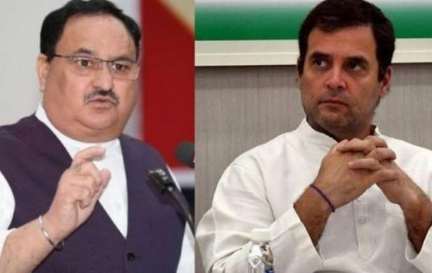 bjp-slams-rahul-gandhi-after-pak-mp-says-abhinandan-varthaman-was-released-fearing-attack