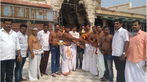 bjp-conducts-vel-pooja-in-thiruchendur