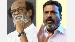 rajinikanth-has-made-a-good-decision-he-must-be-healthy-and-safe-thirumavalavan-interview