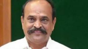 can-reconsider-shanmugam-subbiah-s-appoitment-minister-kadambur-raju