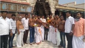 bjp-conducts-vel-pooja-in-thiruchendur
