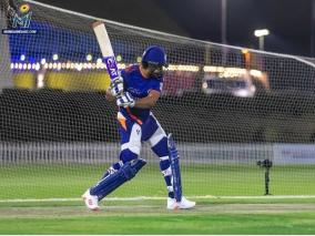 ipl-13-bcci-medical-team-to-assess-rohit-sharma-s-fitness-on-sunday