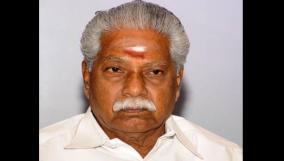 minister-durakkannu-passed-away