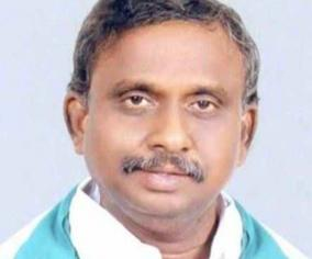 pr-pandian-condolences-for-duraikannu-s-death