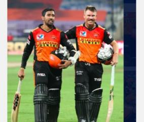ipl-2020-david-warner-srh-in-playoffs-mumbai-indians-warner