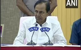 centre-hasn-t-provided-financial-assistance-for-flood-victims-finance-dept-officials-to-telangana-cm