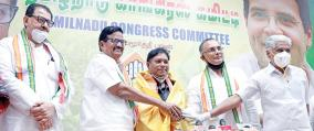 former-ias-sasikanth-joined-congress