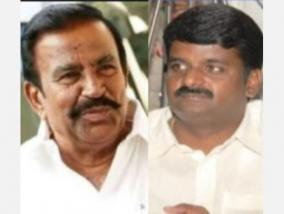 why-is-vijayabaskar-responding-to-the-allegation-against-the-police-kn-nehru-question