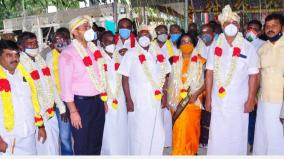 vizhithiyoor-market-mariamman-temple-kudamuluku-puducherry-chief-minister-participated