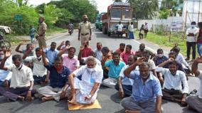 protest-in-puduchery