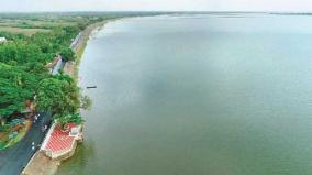 veeranam-lake-filling-up-fast-due-to-heavy-rains-farmers-happy