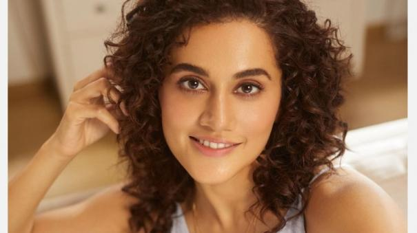 tapsee about her film career beginning