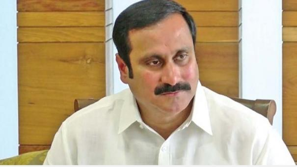 anbumani-on-mettur-project