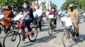 cuddalore-collector-cycles-for-awareness