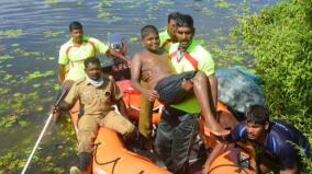 kanyakumari-fire-department-holds-rehearsal-in-tackling-floods