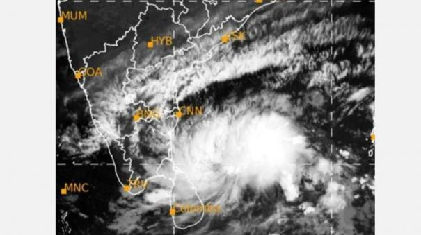 740-km-near-chennai-storm-symbol-turns-into-a-storm-and-crosses-the-coast-on-the-25th